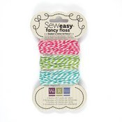 We R Memory Stitching Threads Pink/Green/Aqua